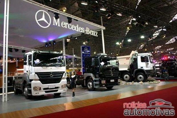fenatran Incertezas no segmento de caminhões