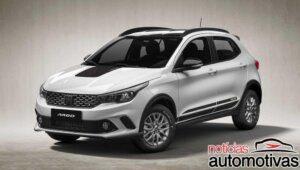 Fiat Argo automático: versões, motor, consumo, desempenho