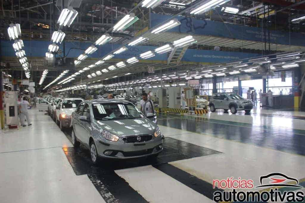 Fiat inaugura nova fábrica de motores da família GSE Firefly em Betim
