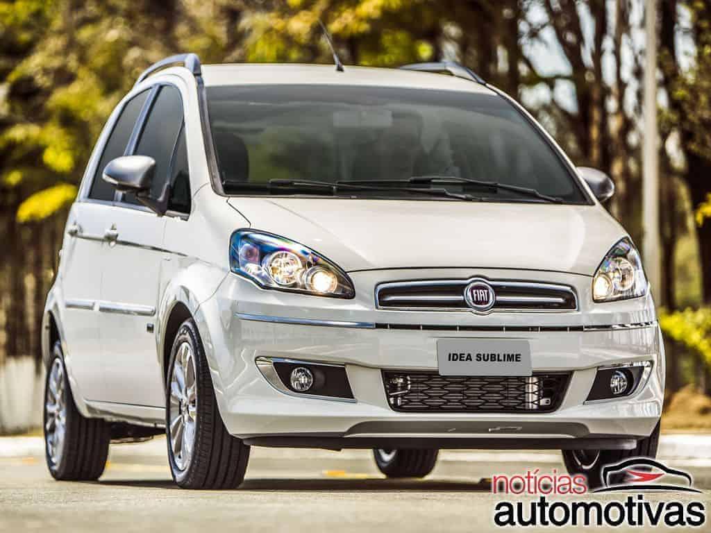 Fiat Idea: versões, detalhes e motores (de 2005 até 2016)