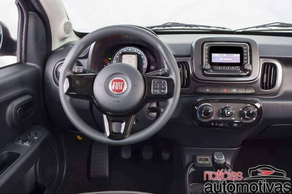 Fiat Mobi 2017: versões, equipamento, consumo, preços, motor, revisão