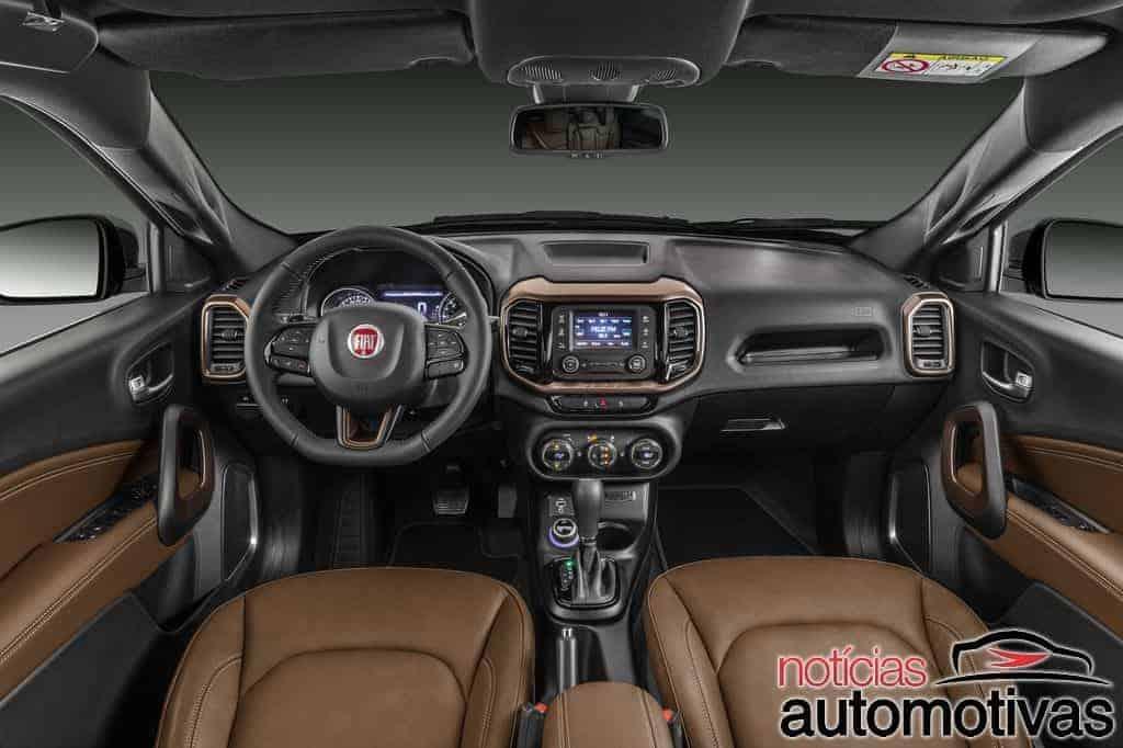Fiat Toro Ranch, versão mais top da picape, chega por R$ 149.990