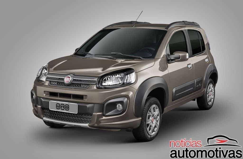 Fiat Uno 2019: preço, consumo, versões, detalhes