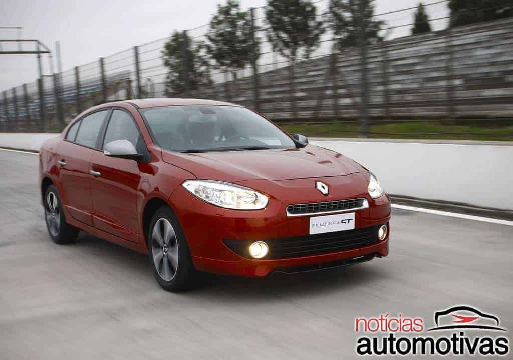 Fluence GT: a aposta esportiva 2.0 turbo do sedã da Renault