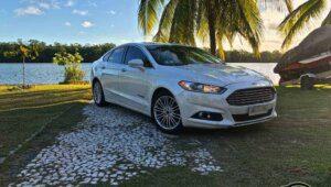 Carro da semana, opinião do dono: Ford Fusion Hybrid 2015