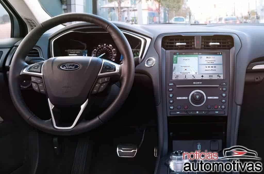 Ford Fusion 2020: versões, motor, fotos, preços (e equipamentos)
