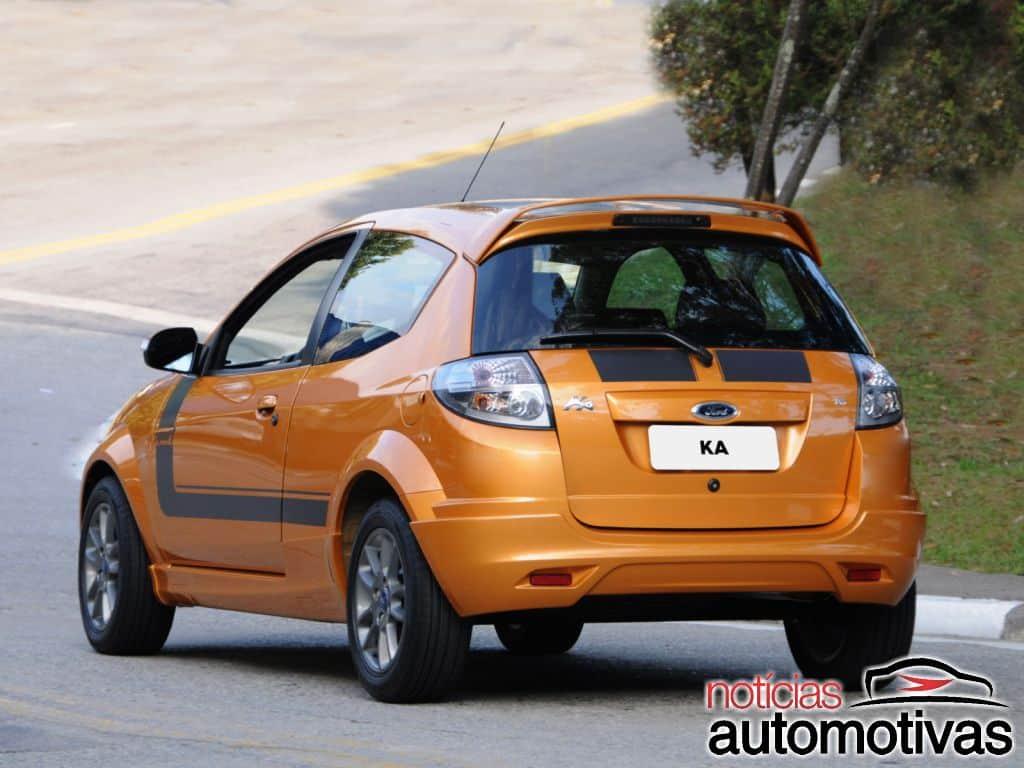 Ford Ka 2013: versões, equipamentos, preços, consumo, manutenção