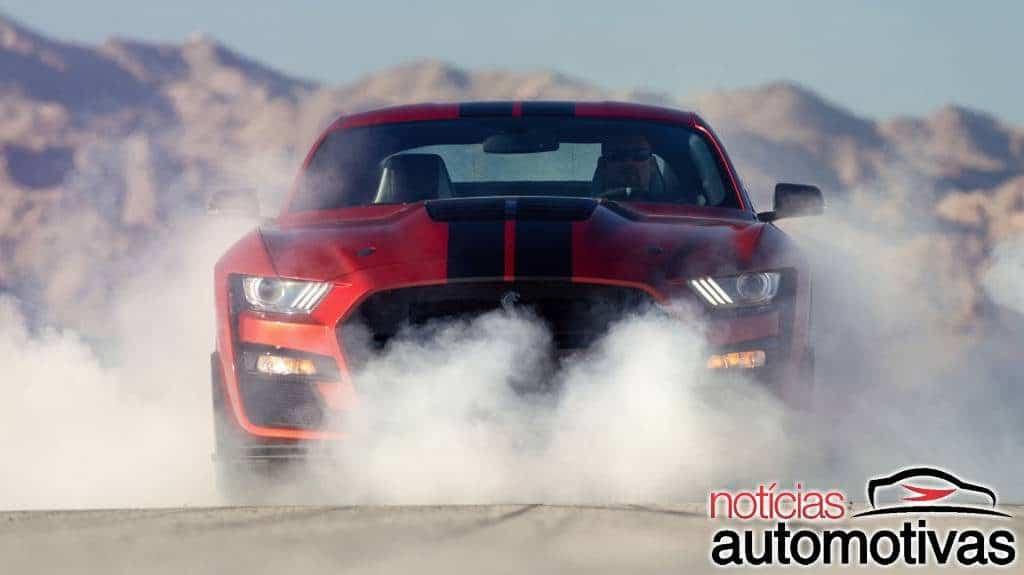 Mustang GT500: a incrível versão preparada pela Shelby