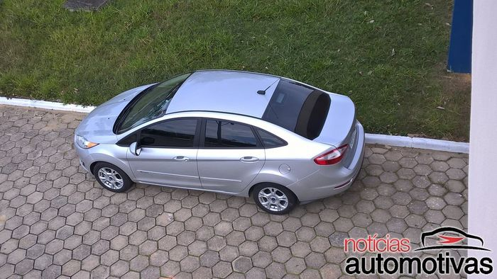 Carro da semana, opinião de dono: New Fiesta Sedan SE Powershift 2014