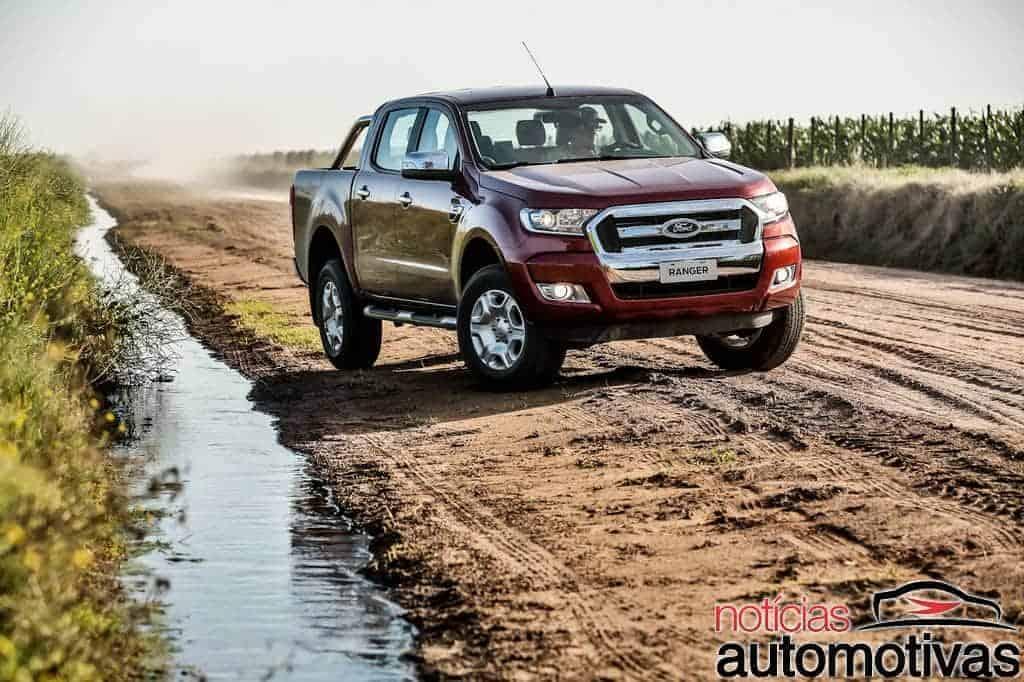 Ford Ranger 2017: Impressões ao dirigir