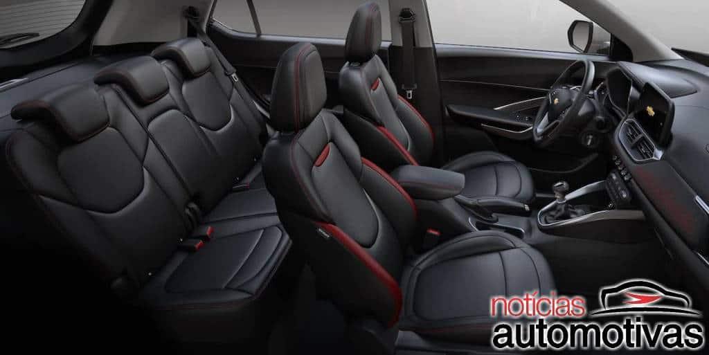 Chevrolet Groove 2021: novo SUV compacto da GM se apresenta no Chile