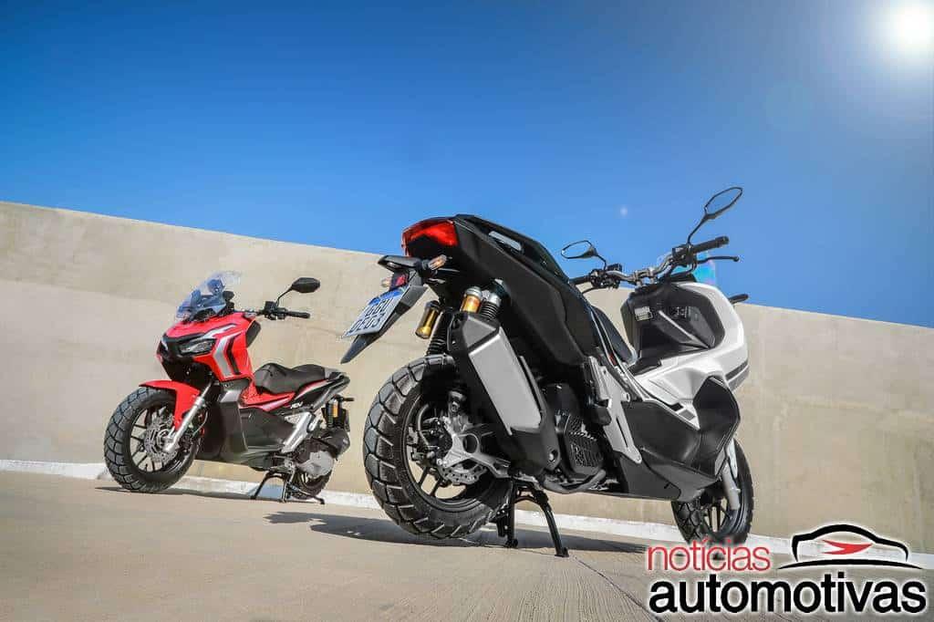Honda ADV é proposta de scooter aventureira por R$ 17.490