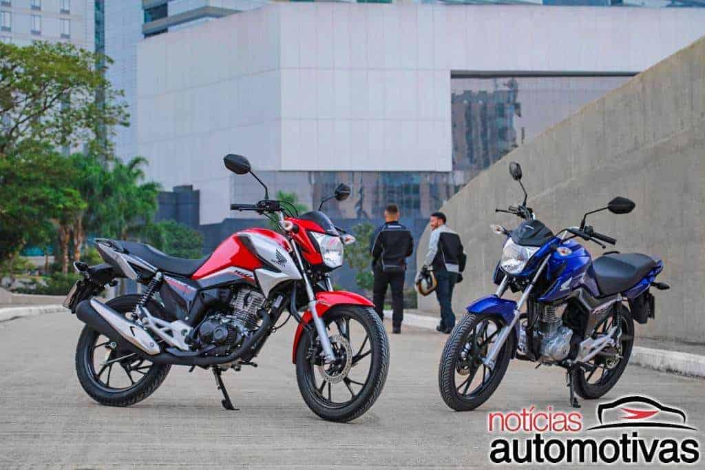 Aos 45 anos, Honda CG 160 2022 tem mudanças e parte de R$ 10.500