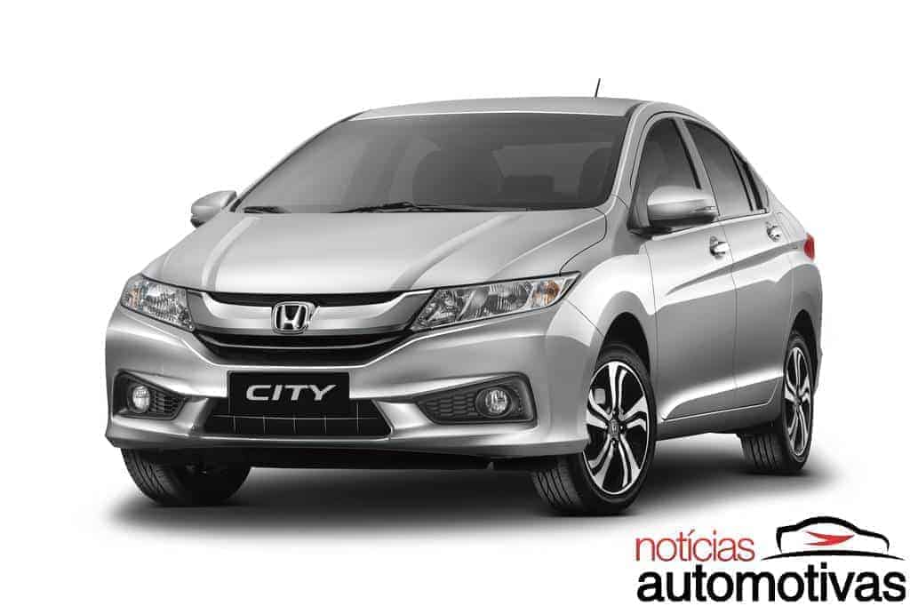 Honda City - defeitos e problemas