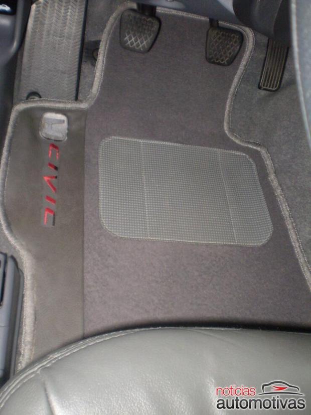 Carro da semana, opinião de dono: Honda Civic LX 2005