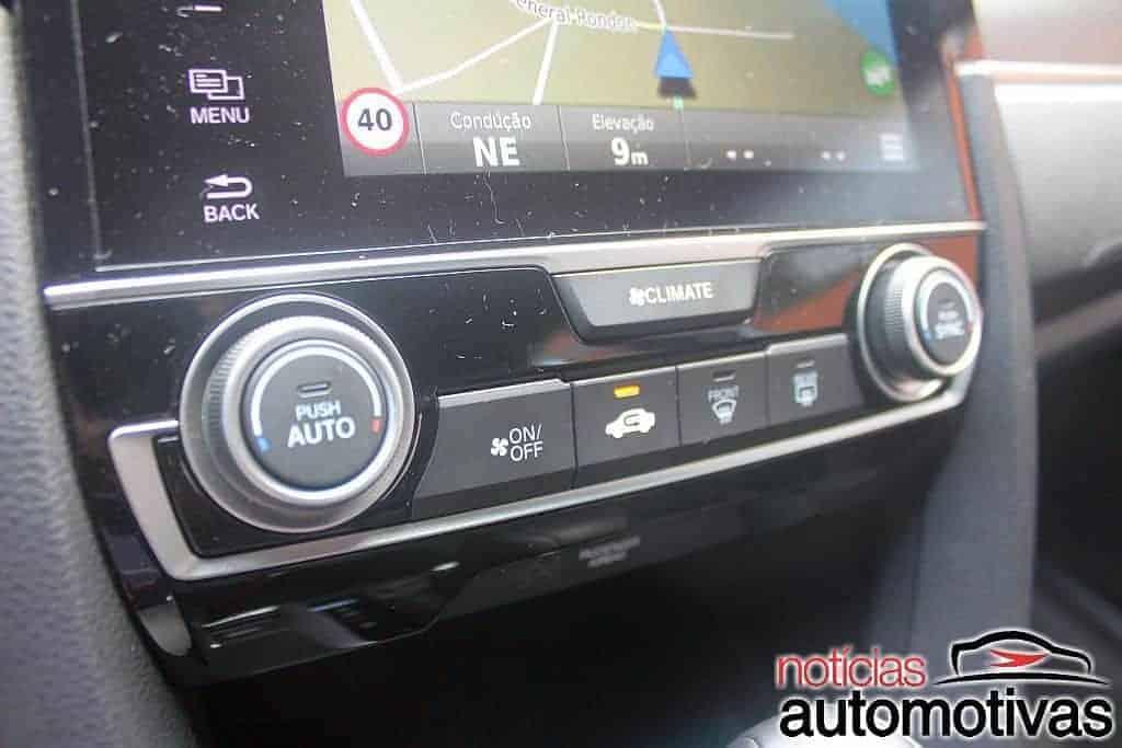Avaliação Novo Honda Civic EXL 2.0: equilibrado (mas demasiado caro)