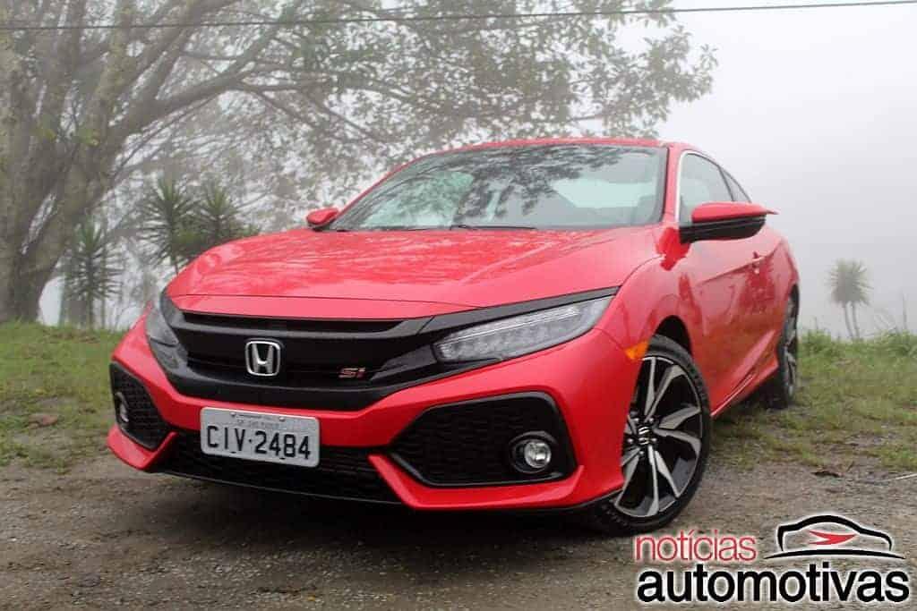 Avaliacao Honda Civic Si Coupe 2019 E Empolgante E Eficiente