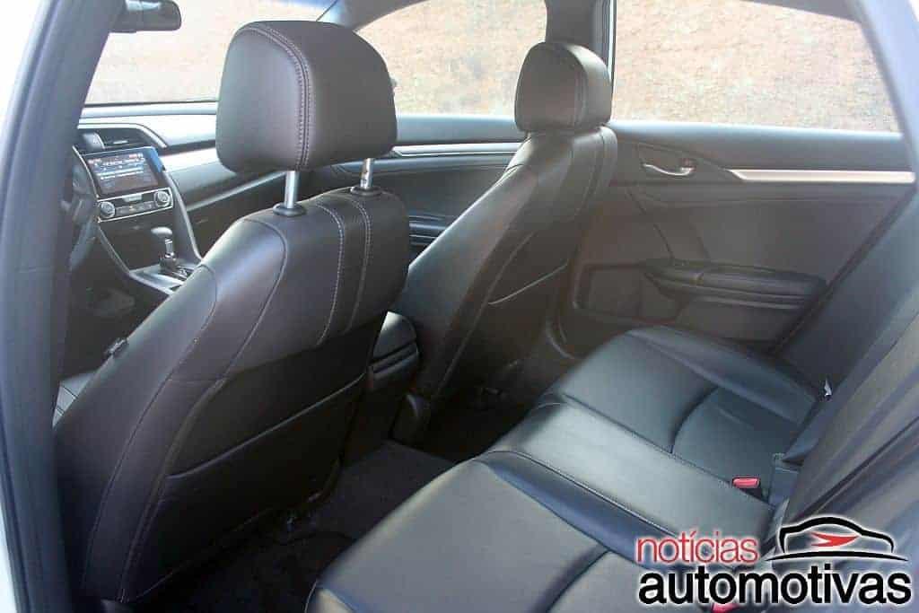 Avaliação: Civic Touring 1.5 Turbo tem equilíbrio apesar do preço