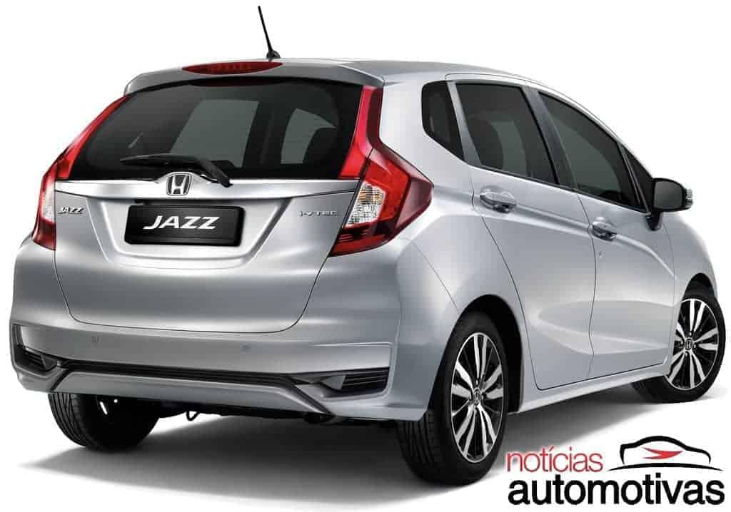 Honda Fit 2018/2019 é revelado em versão híbrida no Japão