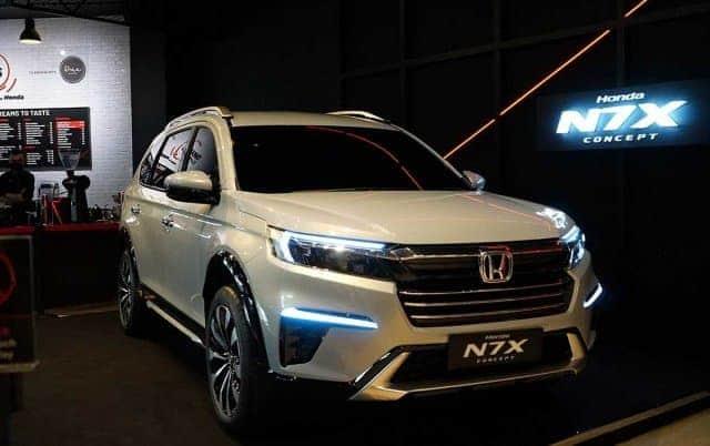 Novo Honda BR-V seria opção aqui para enfrentar Hyundai Alcazar?