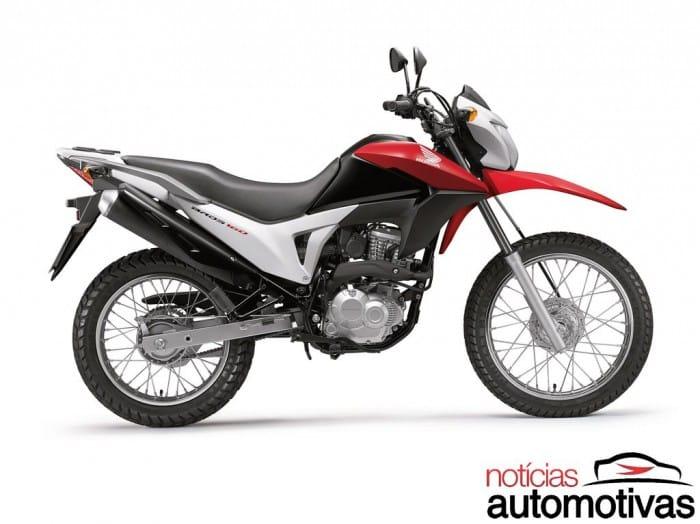Honda NXR 160 Bros ganha versão com freios a tambor por R$ 9.950