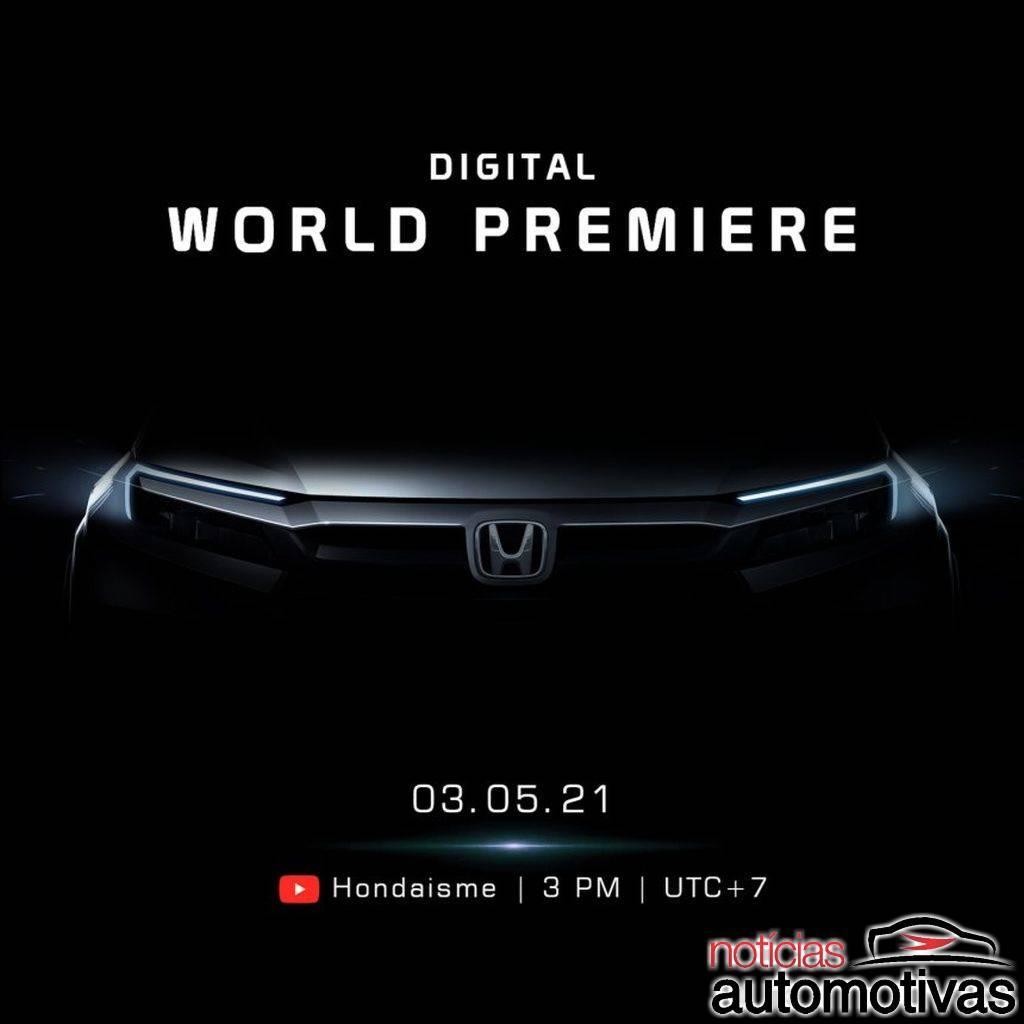 Honda ZR-V? Japonesa revelará novo modelo na Indonésia no dia 3