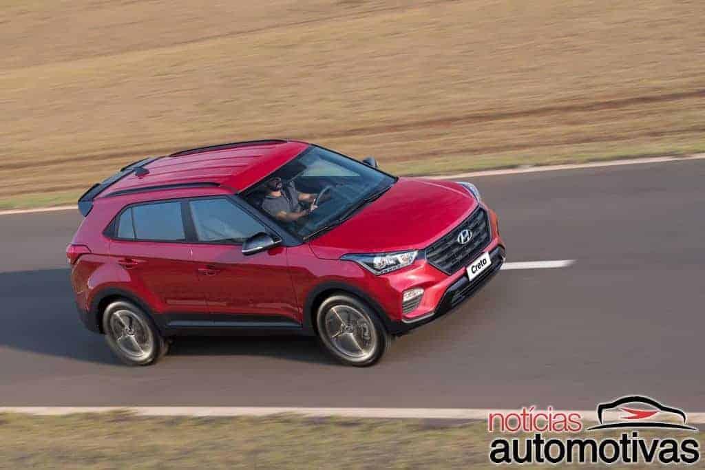 Hyundai Creta Sport 2018 chega com preço de R$ 94.990