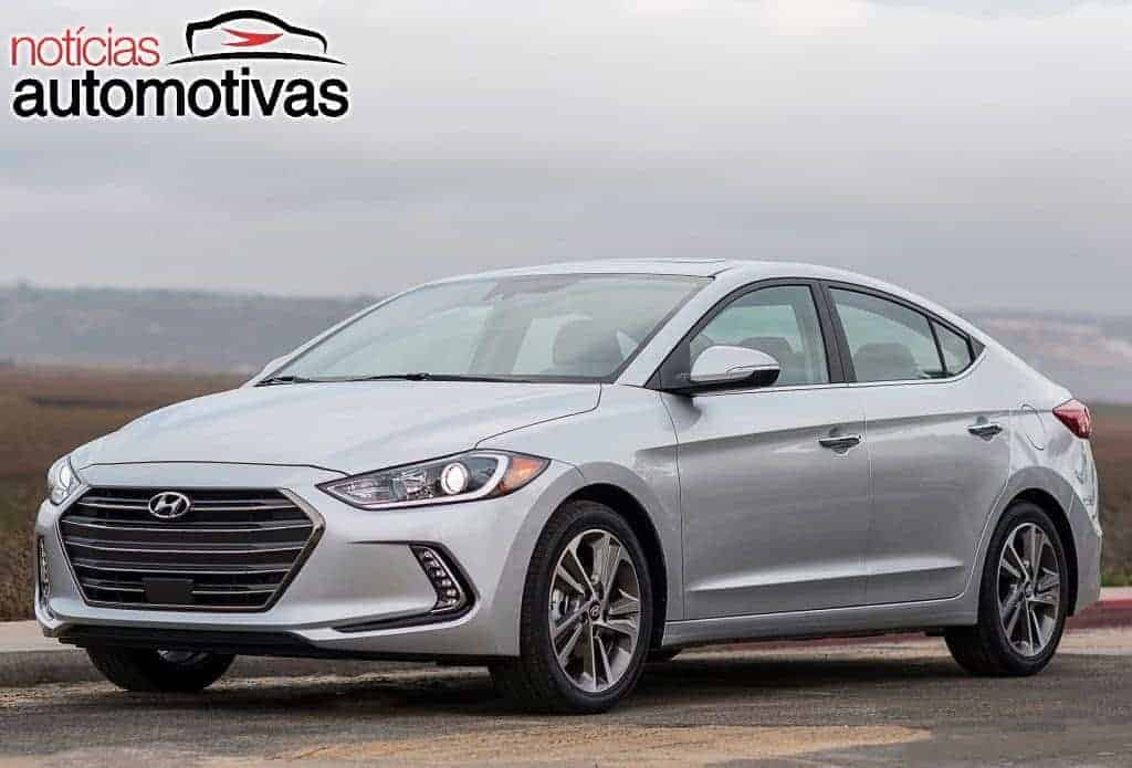 hyundai elantra 2019 pre o consumo motor fotos detalhes. Black Bedroom Furniture Sets. Home Design Ideas