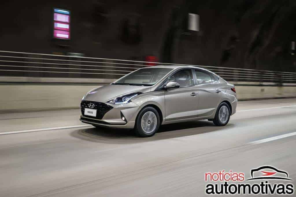 Hyundai HB20 1.0 Turbo 2021 chega com preços a partir de R$ 69.590
