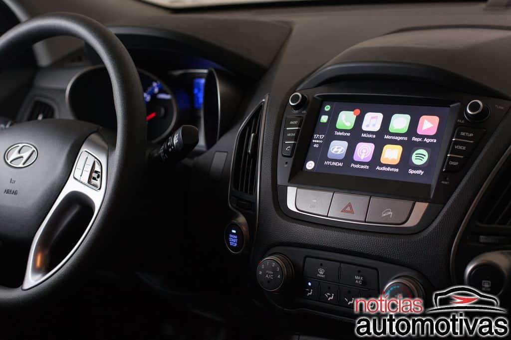 Hyundai ix35 - defeitos e problemas