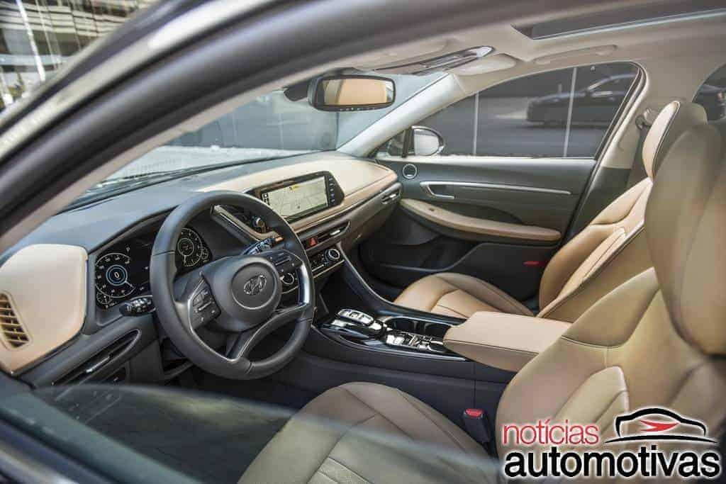 Hyundai Sonata 2020 chega aos EUA com preços a partir de US$ 24.330