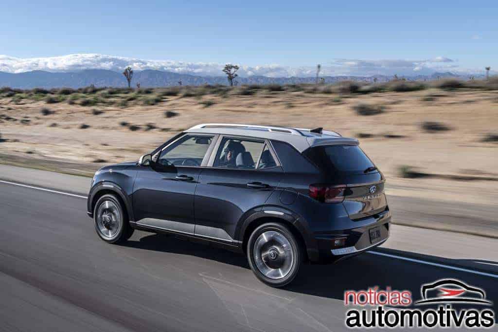 Hyundai Venue estreia em Nova Iorque e tem potencial para o Brasil