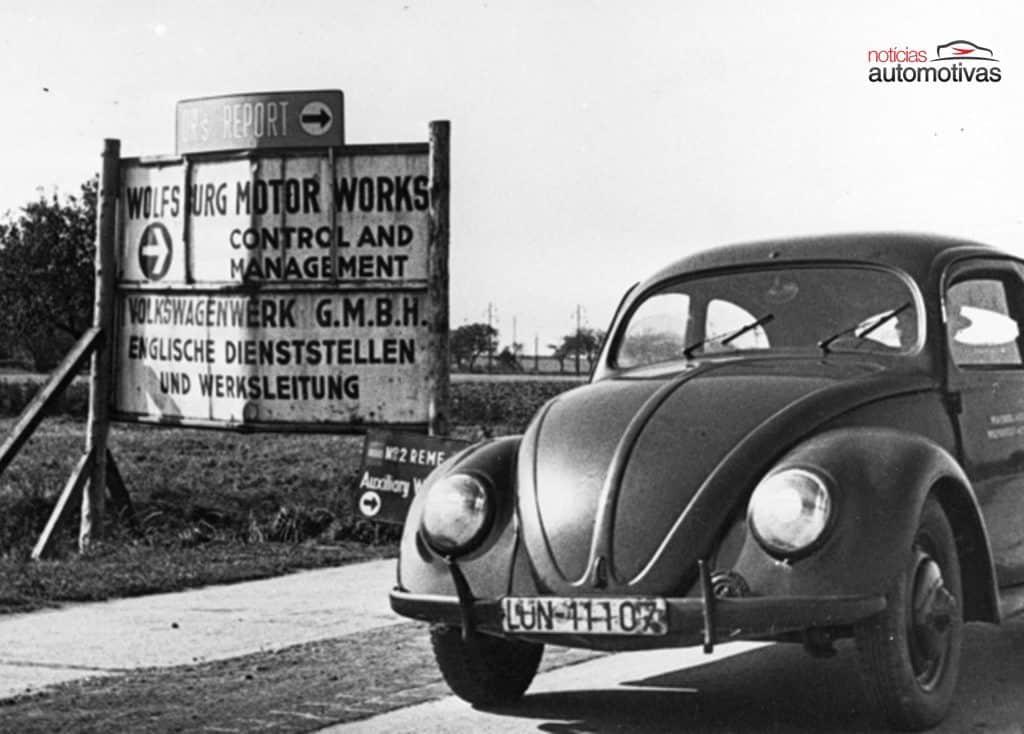Fusca: A história do modelo icônico que deu origem à Volkswagen