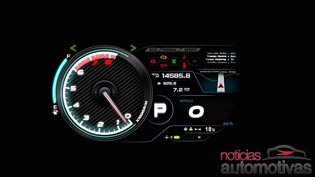 O que é RPM do conta-giros do carro?