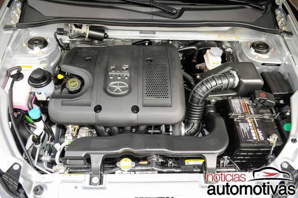 JAC J3: história, motor, consumo, desempenho, equipamentos e detalhes