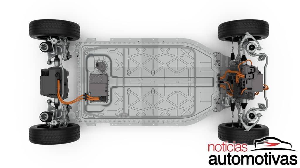 Jaguar I-Pace é lançado oficialmente com 480 km de autonomia