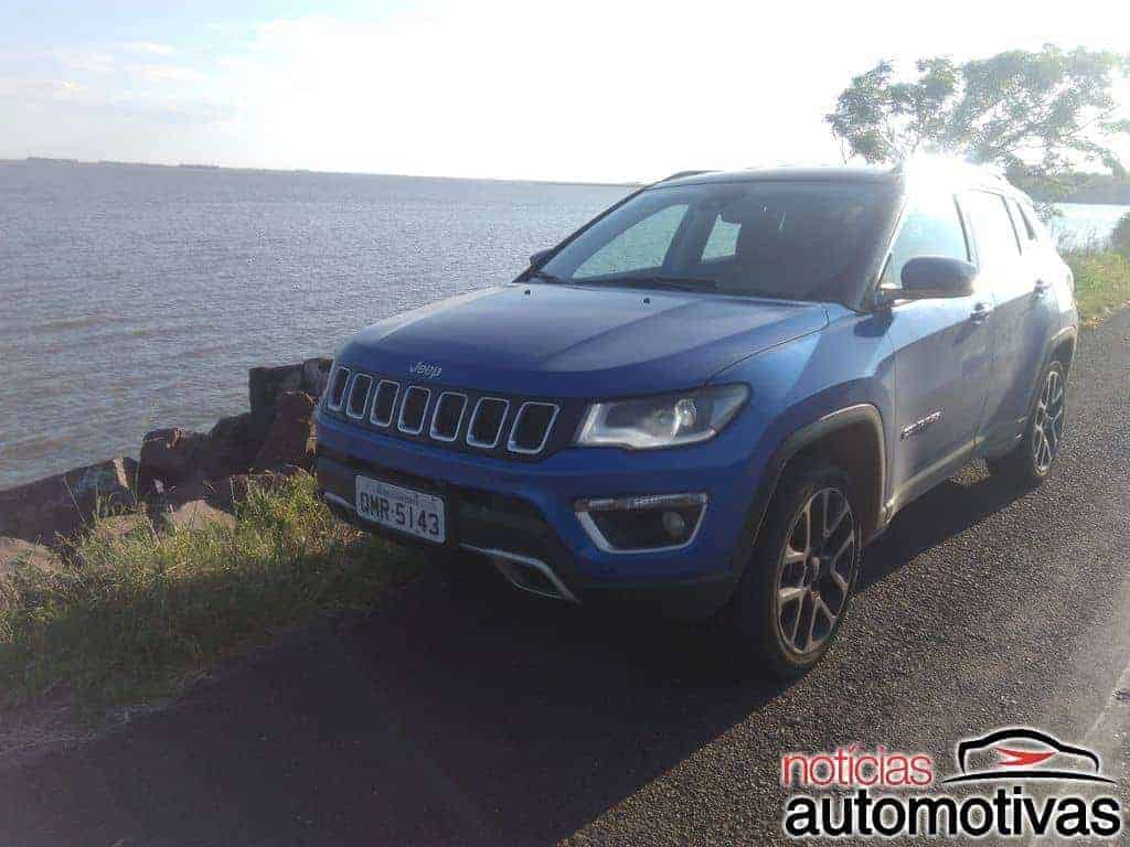 Jeep Compass Limited Diesel foi a Buenos Aires - Confira o desempenho