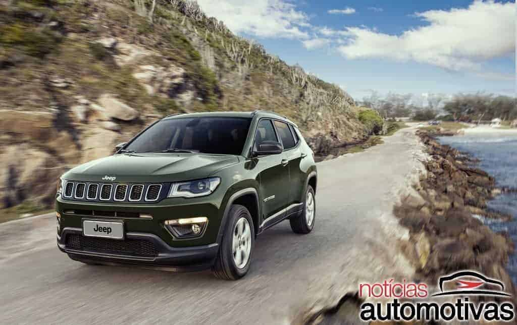 Jeep Compass - defeitos e problemas