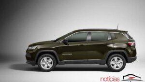 Jeep Compass Sport: motor, consumo, preço, equipamentos, fotos