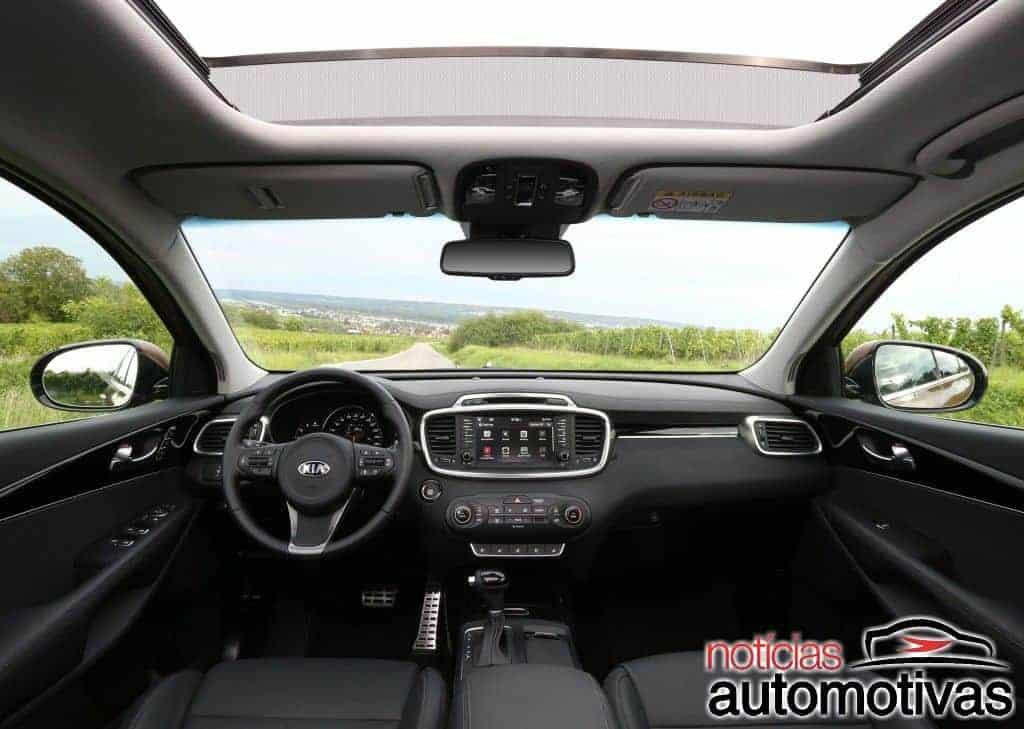 Kia Sorento: preços, motores, consumo, equipamentos (e detalhes)
