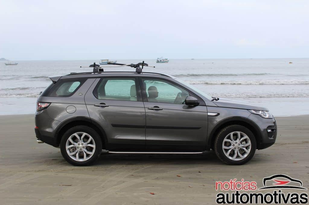 Avaliação: Land Rover Discovery Sport aposta em conforto e tecnologia
