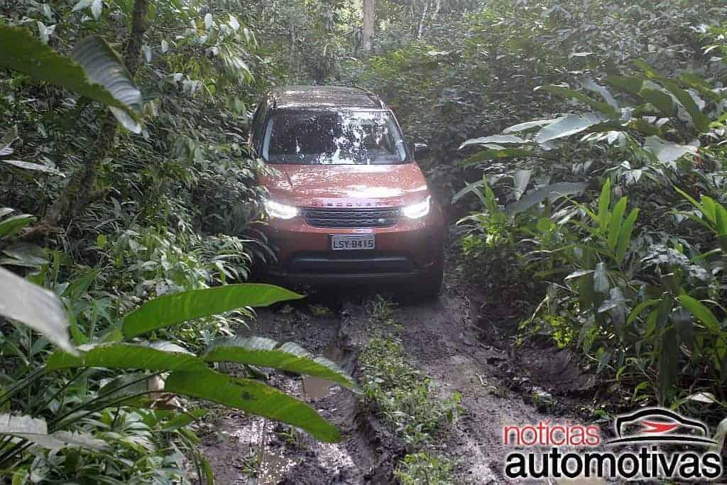 Avaliação: Land Rover Discovery 2019 é o 4x4 familiar definitivo