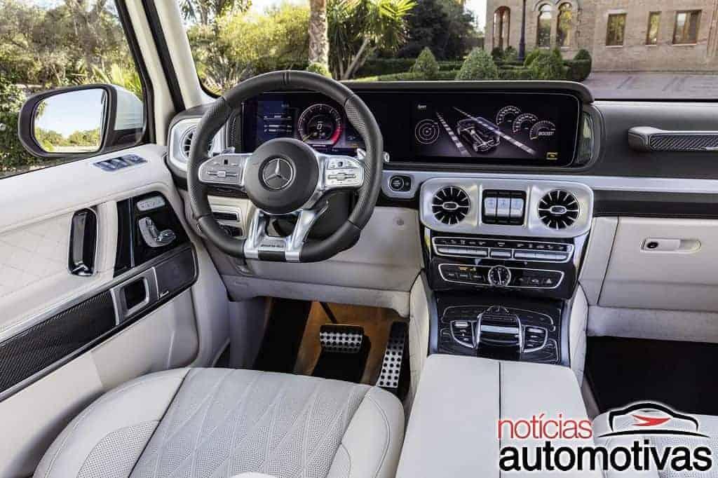 Mercedes-AMG G63 chega ao Brasil com preços a partir de R$ 1.049.900!
