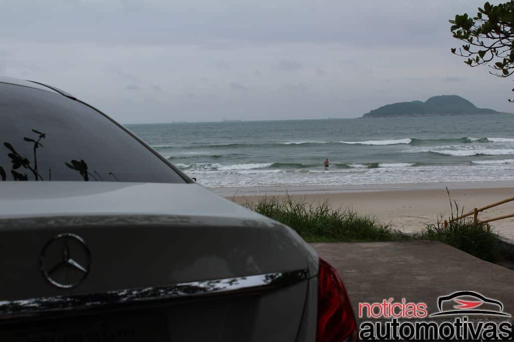 Avaliação Mercedes C200: luxo com boa dose de esportividade