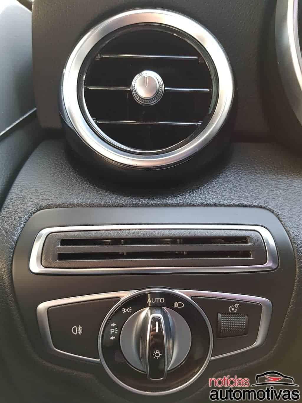 Carro da semana, opinião do dono: Mercedes-Benz C180 2014/2015