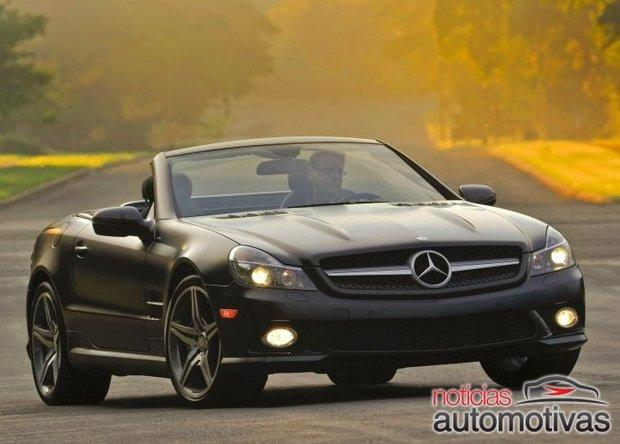 Mercedes Sl550 Night Edition. mercedes sl550 night edition 1