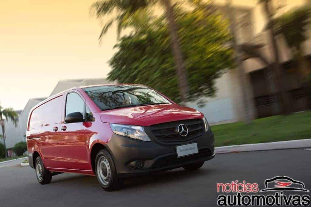 Mercedes Vito: detalhes, versões, preços, motores, consumo