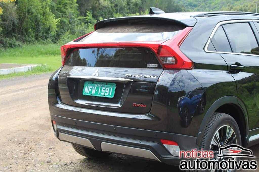 Mitsubishi Eclipse Cross: Impressões ao dirigir (com fotos)