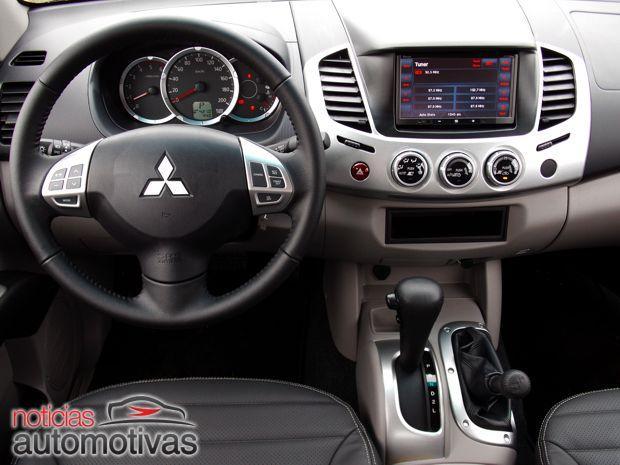 Mitsubishi L200 Triton 2013: avaliação completa