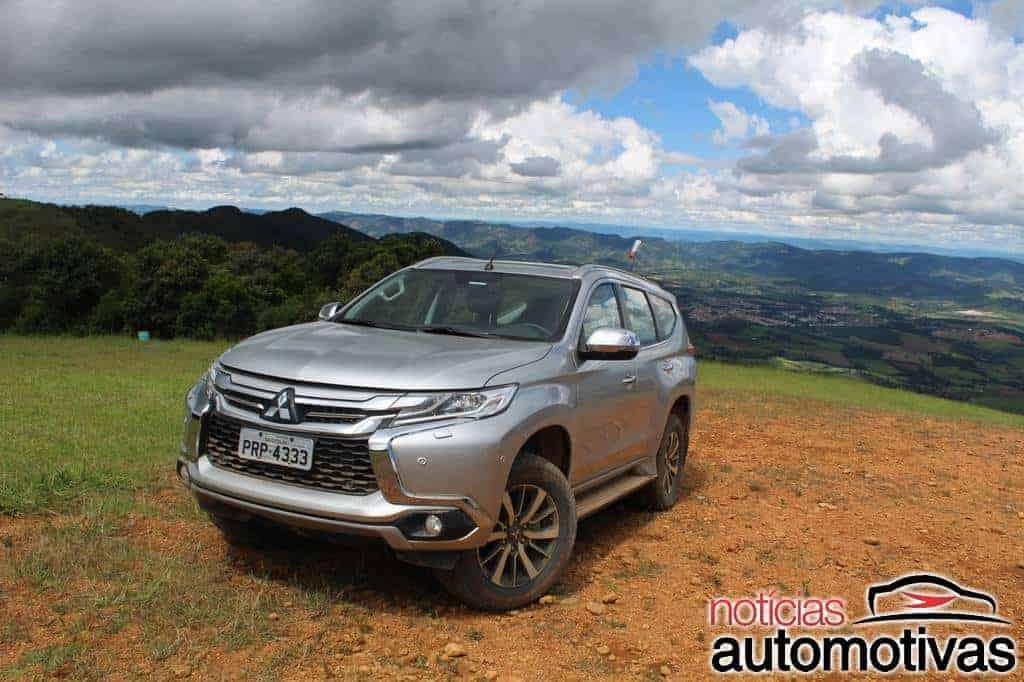Mitsubishi Pajero 2020: preço, consumo, revisão, motor (detalhes)